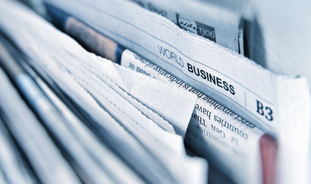 Krantenartikel nieuw meerbode